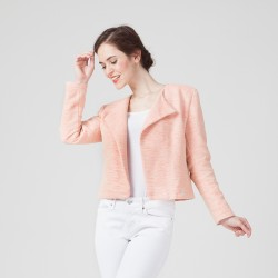 Pattern Nolwenn - Jacket - 34/48 (US/UK: 2/6, 16/20) - Advanced