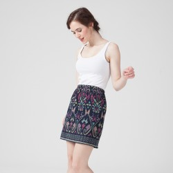Pattern Sandra - Skirt- 34/48 (US/UK: 2/6, 16/20) - Beginner