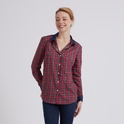 Pattern Adeline - Shirt & Dress - 34/46 (US/UK: 2/6, 14/18) - Advanced