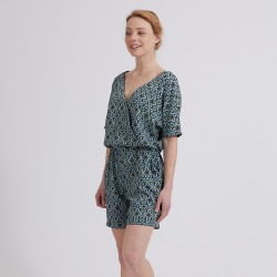 Pattern Ambre - Jumpsuit- 36/44 (US/UK: 4/8, 12/16) - Intermediate