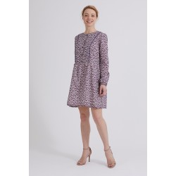 Pattern Ariane - Dress - 34/48 (US/UK: 2/6, 16/20) - Intermediate