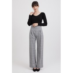 PDF Paloma - Pants & Cropped pants- 34/48 (US/UK: 2/6, 16/20) - Intermediate