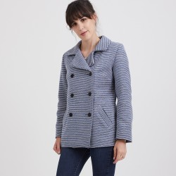 Pattern Nour - Coat - 34/48 (US/UK: 2/6, 16/20) - Expert