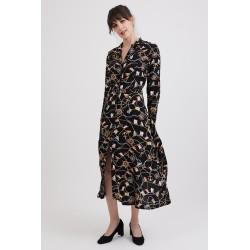 PDF Amina - Dress - 34/48 (US/UK: 2/6, 16/20) - Advanced