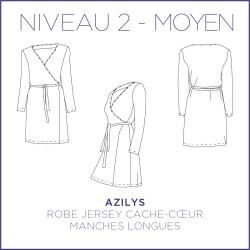Patron Azilys - Robe - S/XL - Moyen