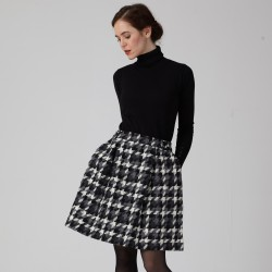 Pattern Salome - Skirt- 36/44 (US/UK: 4/8, 12/16) - Intermediate