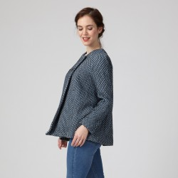 Pattern Nine - Coat - 34/46 (US/UK: 2/6, 14/18) - Advanced