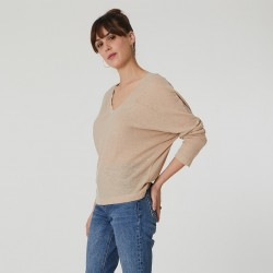 Pattern Ebene - Sweater - S/XL - Beginner