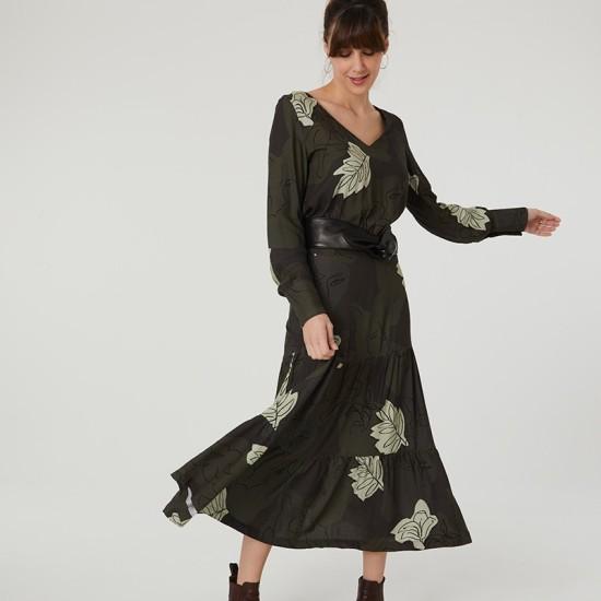 Pattern Abigaelle - Dress - 34/48 (US/UK: 2/6, 16/20) - Intermediate