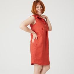 PDF Anggun - Dress - 34/48 (US/UK: 2/6, 16/20) - Advanced