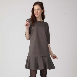 Pattern Alexandra - Dress - 34/48 (US/UK: 2/6, 16/20) - Intermediate