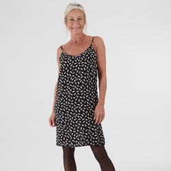 Pattern Deesse - Under dress & tank top - 34/48 (US/UK: 2/6, 16/20) - Intermediate
