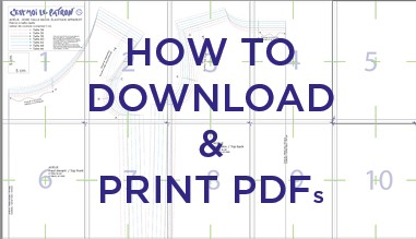 CHow to download & print PDF